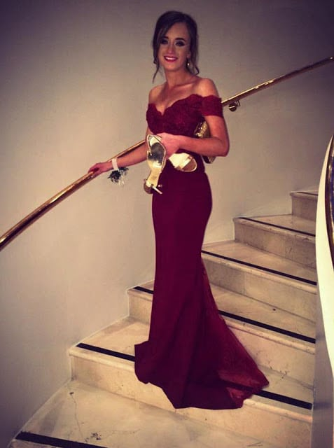Wear Simple Dresses for Prom 2016